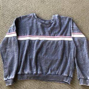 Women's Pink Rose sweatshirt